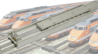 Railway industry: the importance of telescopic slides