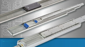 Custom-made telescopic slides and linear guides